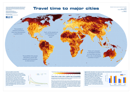 Forest observations travel time to major cities a global map of accessibilit gumiabroncs Images